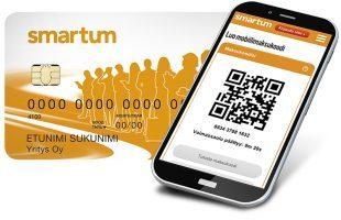 Meillä voit käyttää Smartum hierontasaldoa
