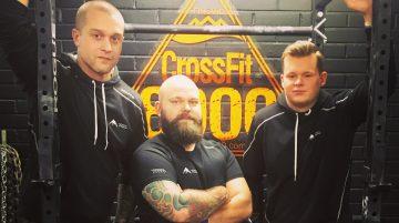 Nordic Physio Center ja CrossFit 8000 yhteistyöhön